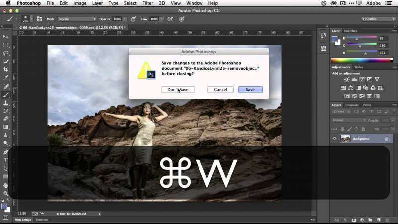 Photoshop CC: 10 Things Beginners Want to Know How To Do