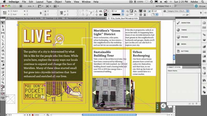 10 Random Adobe InDesign CS5 Tips and Techniques-Part 2