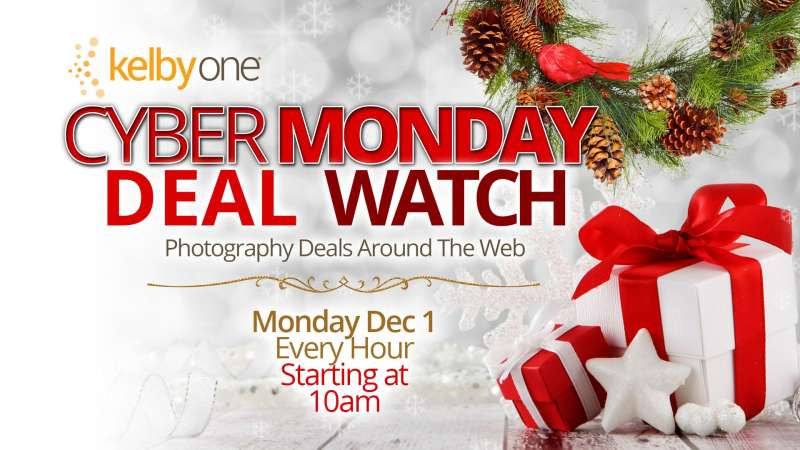 Cyber Monday Deal Watch: 3pm LIVE