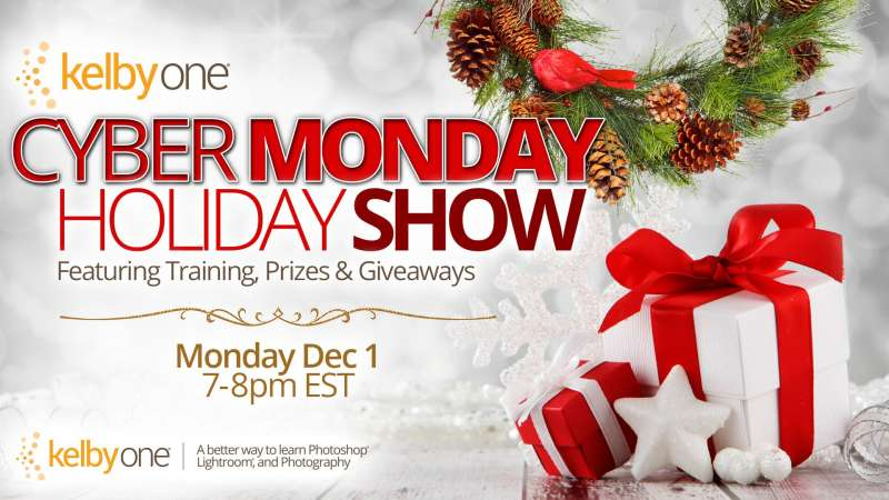 Cyber Monday Holiday Show