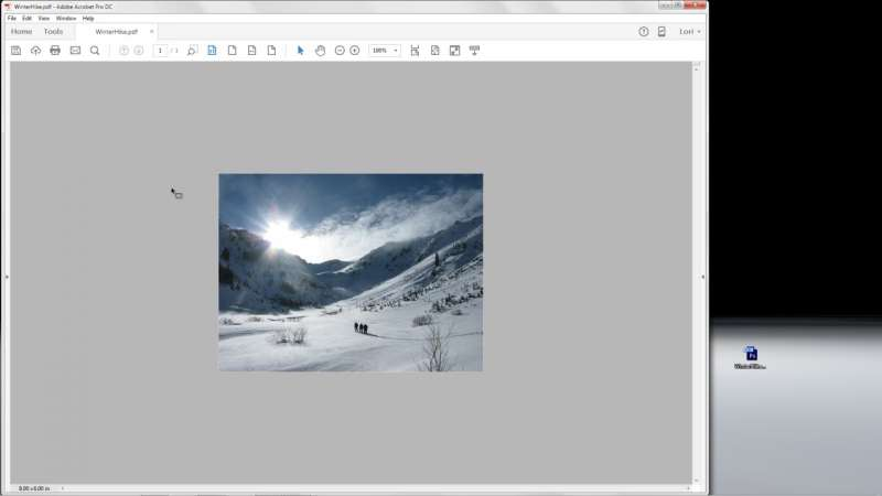 Converting Adobe Creative Files to PDF