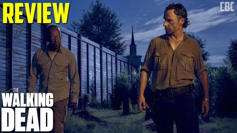 "The Walking Dead S6E1 ""First Time Again"" Review Season Premiere"