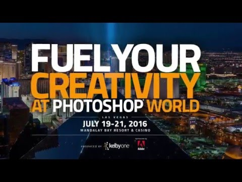 Photoshop World 2015 Conference Highlights