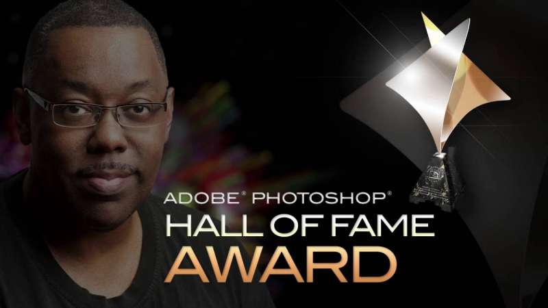 2016 Photoshop Hall of Fame Induction Tribute to Terry White