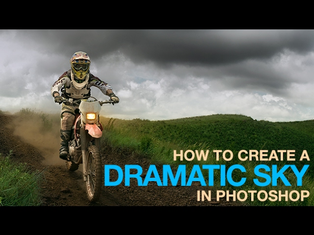 How to Make a Dramatic Sky in Photoshop