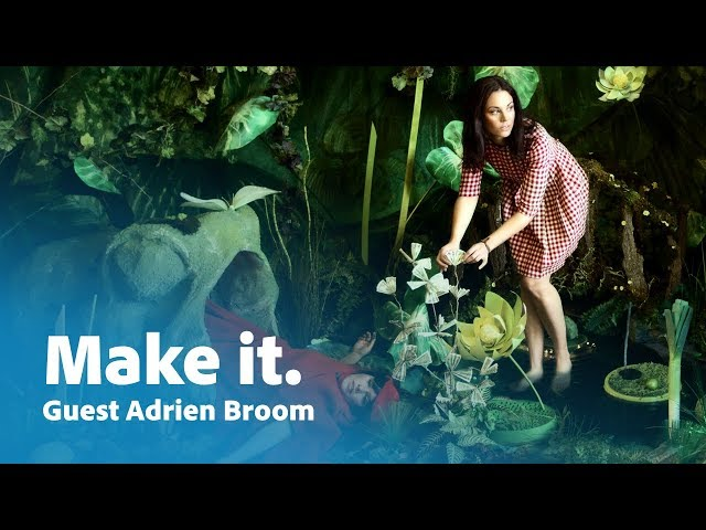 Adrien Broom: Surreal Sets and Fantastical Photography | Adobe Creative Cloud