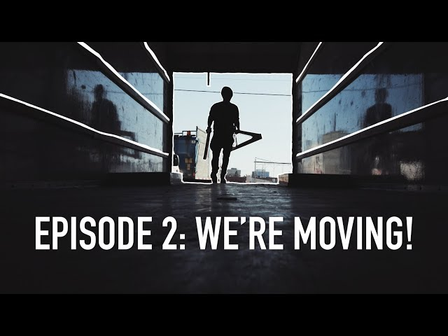 2D VLOG Episode 2: We're Moving!